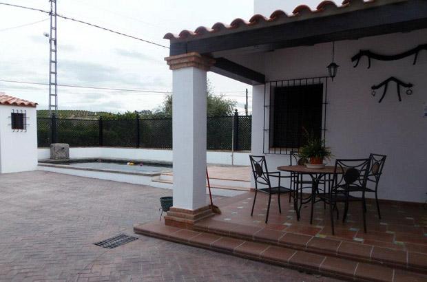 Donde dormir - El Aguaillo - Turismo Palma del Río (Córdoba)
