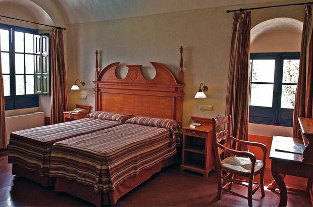 Donde dormir - San Francisco - Turismo Palma del Río (Córdoba)