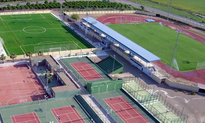 Instalaciones Deportivas - Turismo Palma del Río - Córdoba