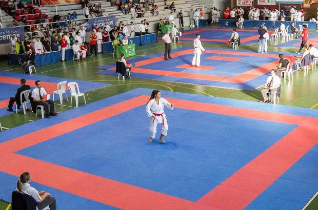 Torneo Internacional de Kárate - Turismo Palma del Río - Córdoba