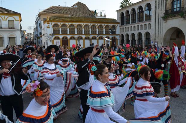 Carnaval - Turismo Palma del Río - Córdoba