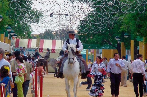 Feria de Mayo y Agosto - Turismo Palma del Río - Córdoba