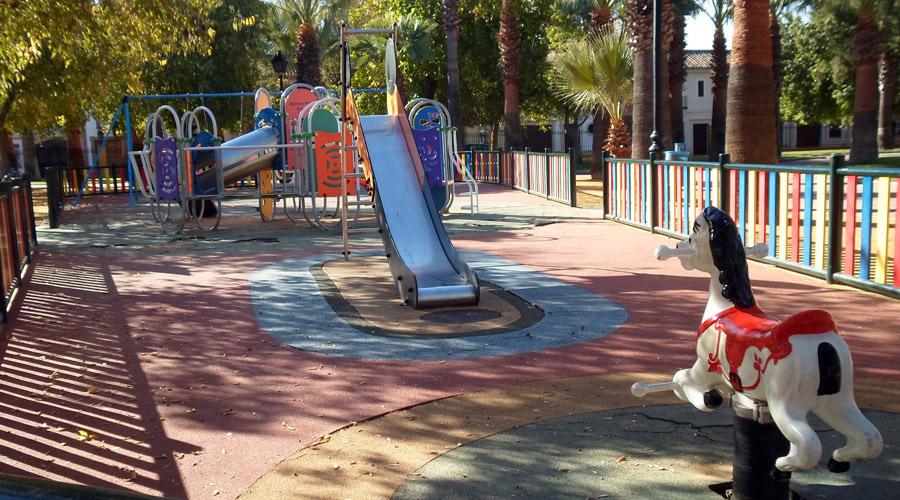 Parque Infantil Valparaíso - Turismo Palma del Río - Córdoba