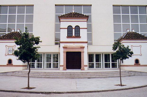 Teatro Coliseo - Turismo Palma del Río - Córdoba
