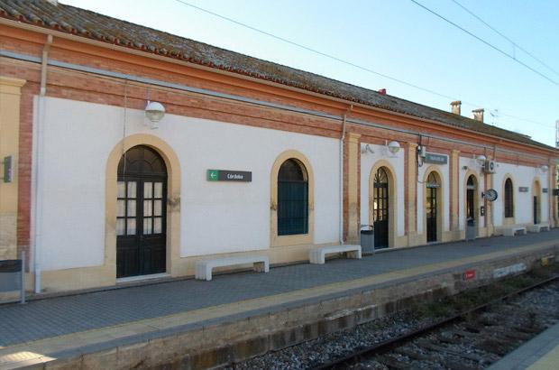 Estación de Trenes - Turismo Palma del Río - Córdoba