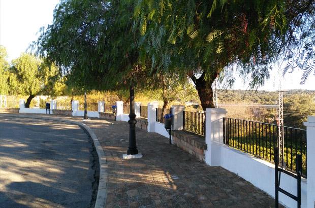 Mirador río Guadalquivir - Turismo Palma del Río - Córdoba