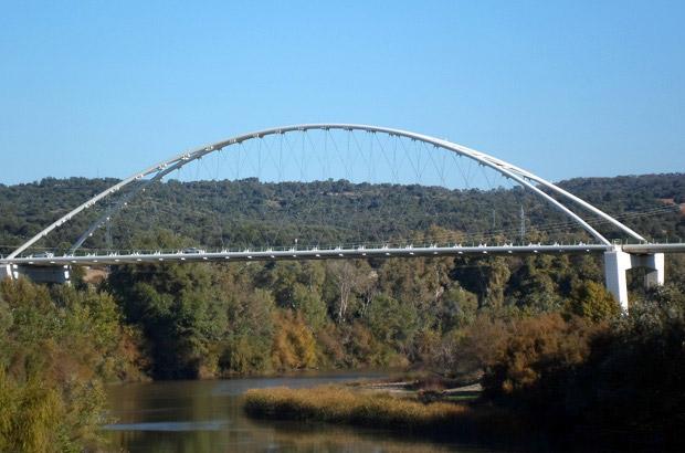 Puente Nuevo río Guadalquivir- Turismo Palma del Río - Córdoba