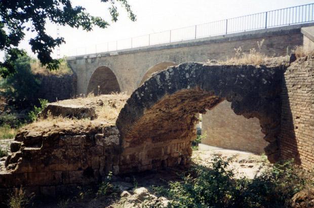 Puente Romano - Turismo Palma del Río - Córdoba