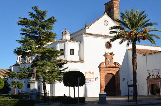Iglesia de San Francisco - Turismo Palma del Río - Córdoba
