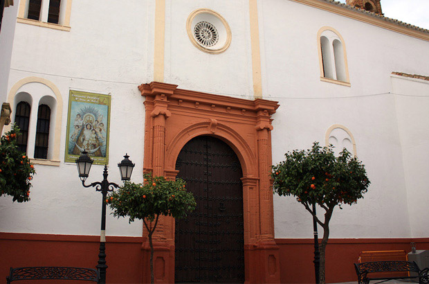 Convento de Santo Domingo - Turismo Palma del Río - Córdoba