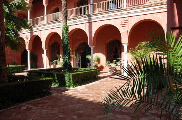 Palacio Portocarrero - Turismo Palma del Río - Córdoba