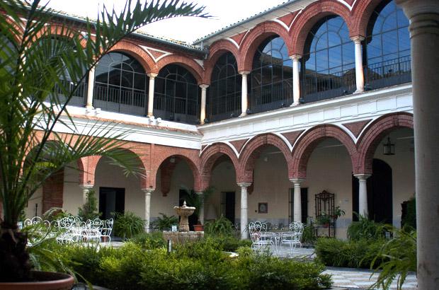 Hospital de San Sebastián - Turismo Palma del Río - Córdoba