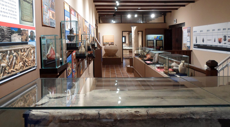 Museo Municipal - Turismo Palma del Río - Córdoba