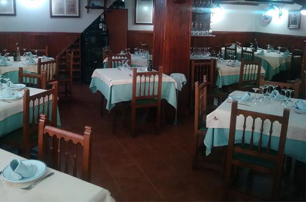 Donde comer - Damián - Turismo Palma del Río (Córdoba)