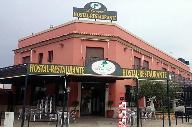 Donde comer - El Garrotal - Turismo Palma del Río (Córdoba)