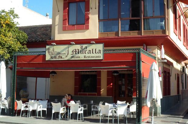 Donde comer - La Muralla - Turismo Palma del Río (Córdoba)