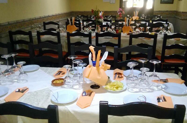 Donde comer - Rejano - Turismo Palma del Río (Córdoba)